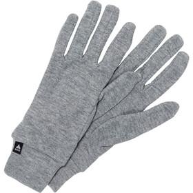 Odlo Active Warm Plus Guanti, grigio